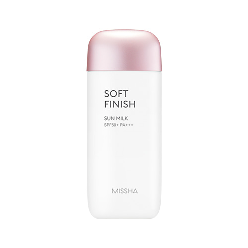 MISSHA All-around Safe Block Soft Finish Sun Milk SPF50+ PA+++ 70ml