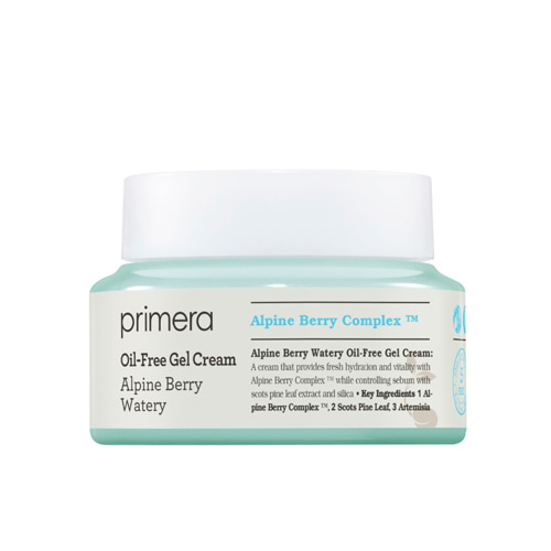 primera Alpine Berry Watery Oil-Free Gel Cream 50ml