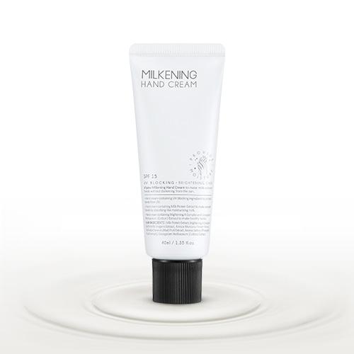 A'PIEU Milkening Hand Cream SPF15 Brightening 40ml