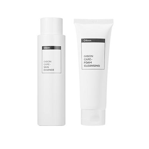 Giibon Care Skin Essence 120ml + Giibon Care Foam Cleansing 120ml