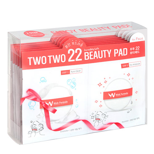 Wish Formula Two Two 22 Beauty Pad 7ea