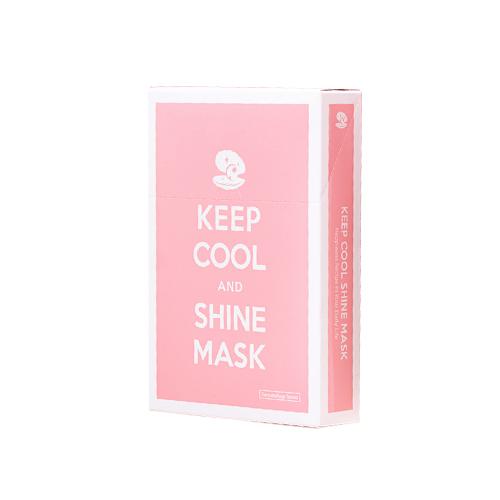 KEEP COOL Shine Intensive Brightening Mask 10ea