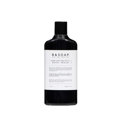 B&SOAP Peony Something Special Body Wash 400g