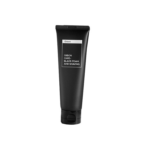 Giibon Care Black Foam And Shaving 120ml