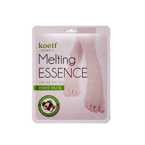 Koelf Melting Essence Foot Mask 1set