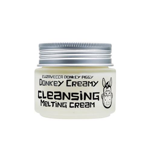 Elizavecca Donkey Creamy Cleansing Melting Cream 100g