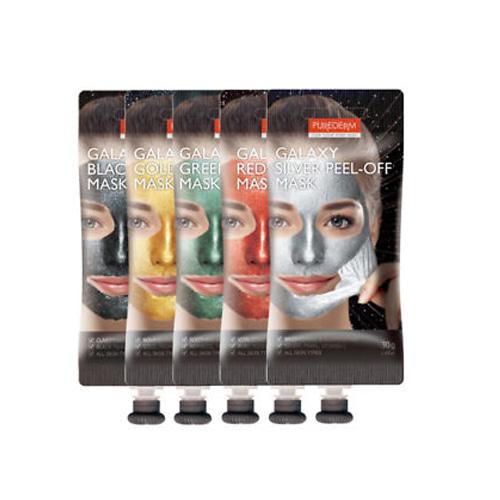 PUREDERM Galaxy Peel-Off Mask 30g