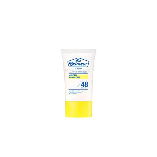 THE FACE SHOP Dr.Belmeur UV Derma Mineral Sun Cream SPF48 PA+++ 50ml