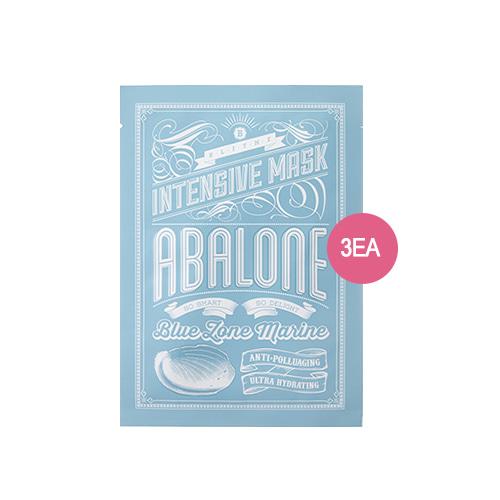 BLITHE Blue Zone Marine Intensive Mask Abalone 3ea