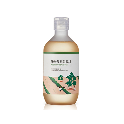 ROUND LAB Mugwort Calming Toner 300ml