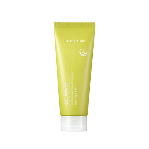 NATURE REPUBLIC Cell Power Essential Foam Cleanser 150ml