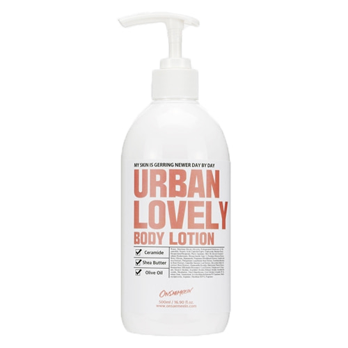 ONSAEMEEIN Urban Lovely Body Lotion 500ml
