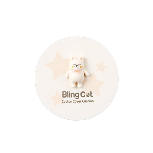 TONYMOLY Bling Cat Cotton Cover Cushion SPF50+ PA+++ 15g