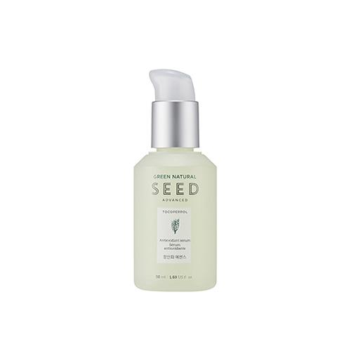 THE FACE SHOP Green Natural Seed Advanced Antioxidant Serum 50ml