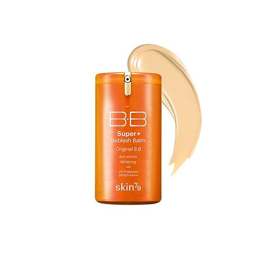 skin79 Super+ Beblesh Balm SPF50+ PA+++ 40ml #Orange
