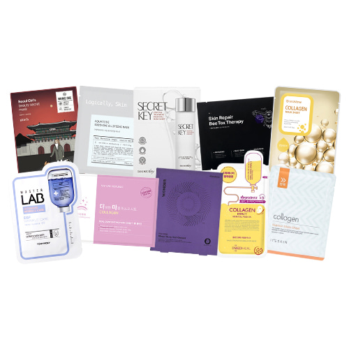 Mask Sheet Trial Kit (Labor Day)