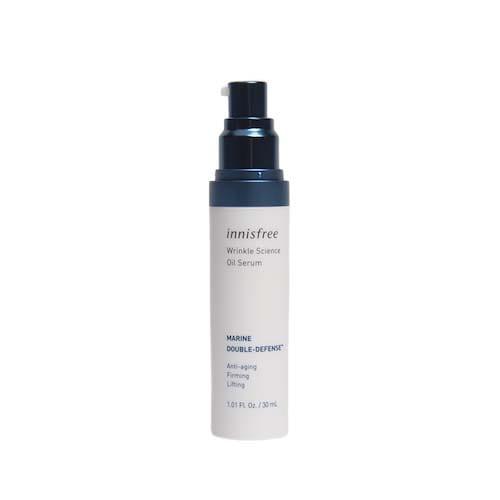 innisfree Wrinkle Science Oil Serum 30ml