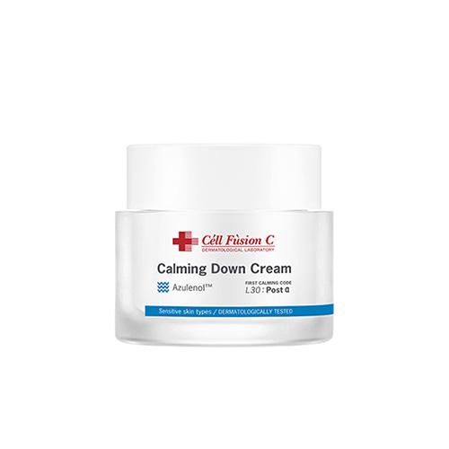 Cell Fusion C Post α Calming Down Cream 50ml