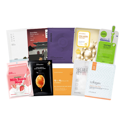 Mask Sheet Trial Kit (September)