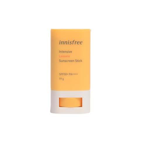 innisfree Intensive Leisure Sunscreen Stick SPF50+ PA++++ 19g