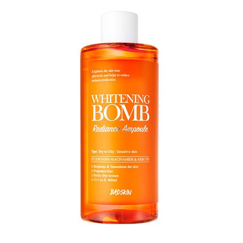 BADSKIN Whitening Bomb Radiance Ampoule 400ml