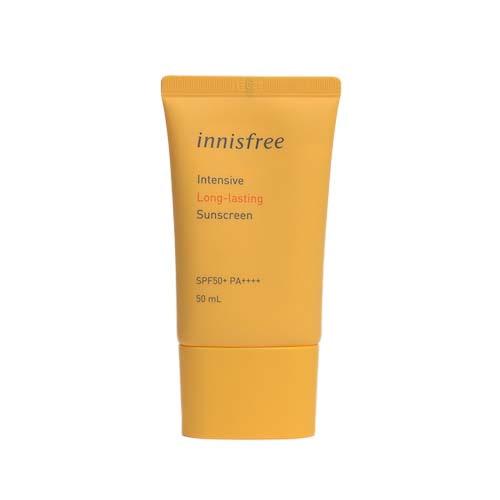 innisfree Intensive Long-lasting Sunscreen SPF50+ PA++++ 50ml