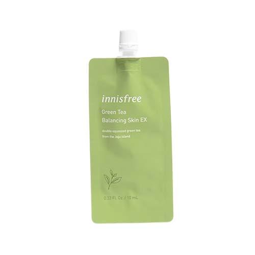 innisfree Green Tea Balancing Skin EX (7days) 10ml