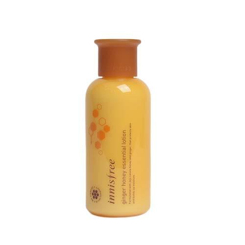 innisfree Ginger Honey Essential Lotion 160ml