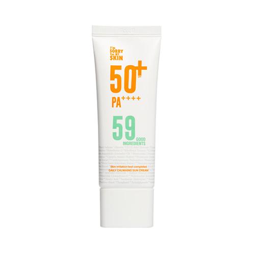 I'm Sorry For My Skin Daily Calming Sun Cream 50+ PA++++ 40ml