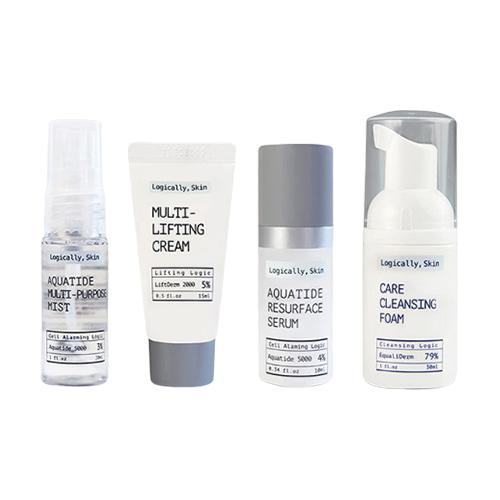 Logically, Skin 10 Days Trial Kit