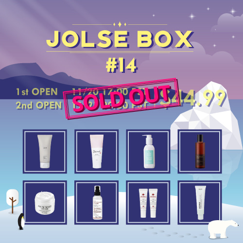 JOLSE BOX #14 SOLD OUT