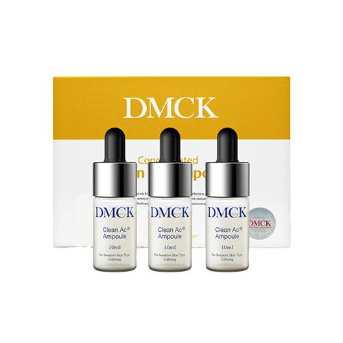 DMCK Clean Ac Ampoule 10ml * 3ea