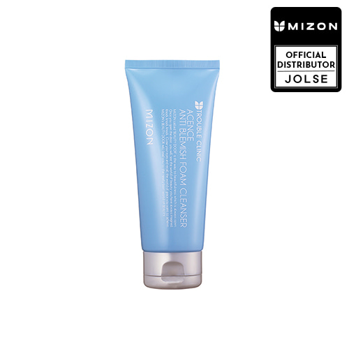MIZON Acence Anti Blemish Foam Cleanser 150ml