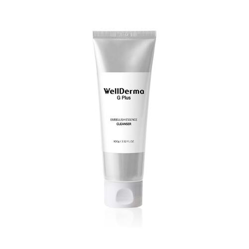 WellDerma G Plus Embellsih Essence Cleanser 100g