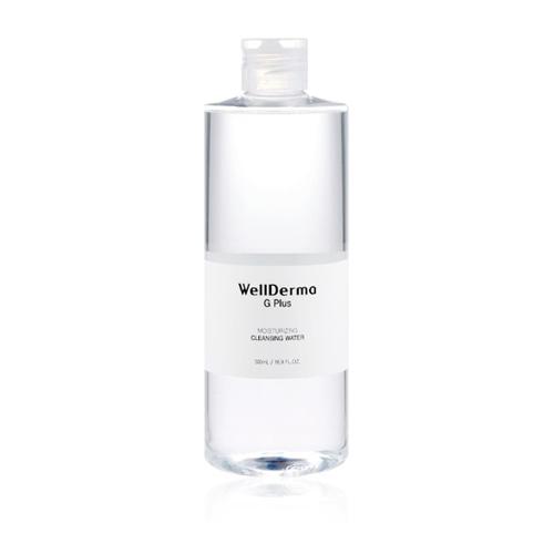 WellDerma G Plus Moisturizing Cleansing Water 500ml