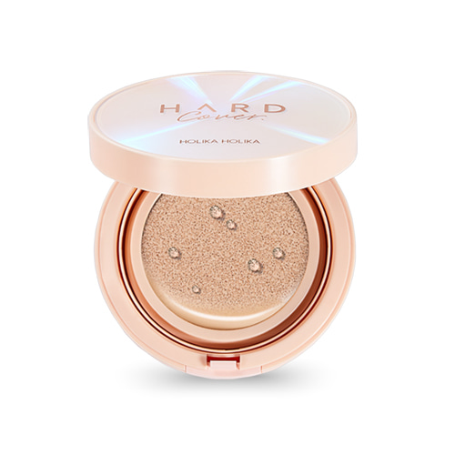 HOLIKA HOLIKA Hard Cover Glow Cushion EX SPF50 PA+++ 14g * 2