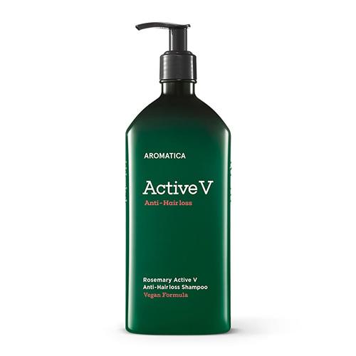 Aromatica Rosemary Active V Anti-Hair Loss Shampoo 400ml