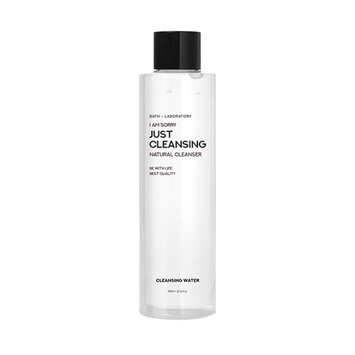 B-LAB I Am Sorry Just Cleansing Cleansing Water 300ml