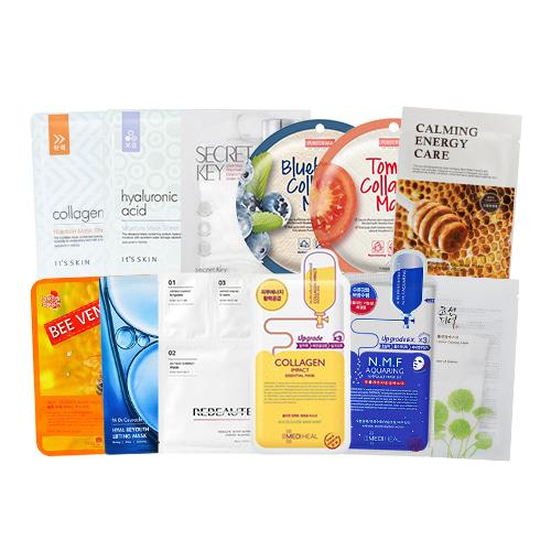 Mask Sheet Trial Kit (February)