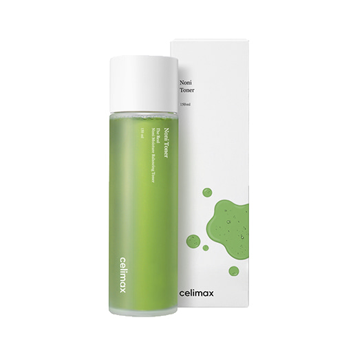 [TIME DEAL] celimax The Real Noni Moisture Balancing Toner 150ml
