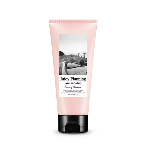 A'PIEU Juicy Planning Amino Whip Foaming Cleanser 130ml