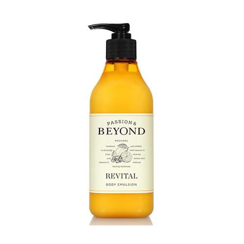 BEYOND Revital Body Emulsion 450ml