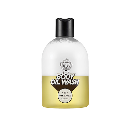 VILLAGE 11 FACTORY Relax Day Body Oil Wash 300ml