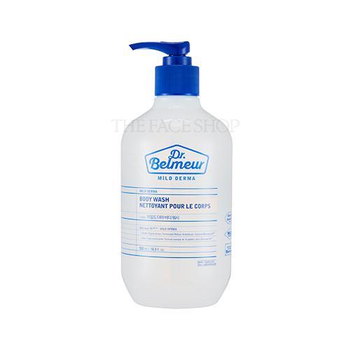 The FACE Shop Dr.Belmeur Mild Derma Body Wash 500ml