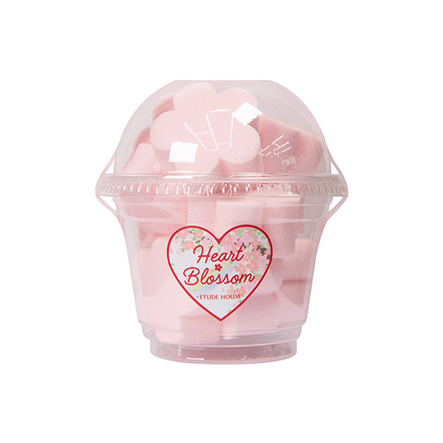 ETUDE HOUSE Heart Blossom Meringue Puff 10pcs