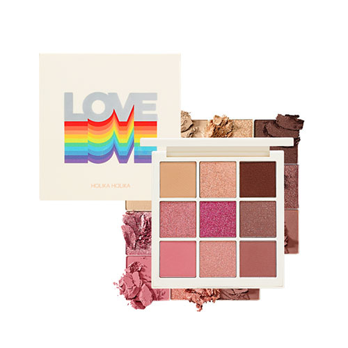 Holika Holika Love Who You Are Edition Love Shadow Palette 13.5g