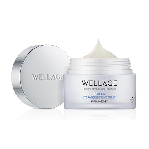 WELLAGE Real HA Hydrate Intensive Cream 50ml