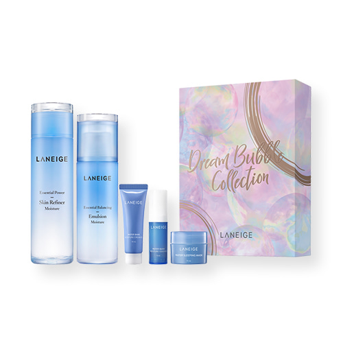 LANEIGE Basic Duo Set Moisture Holiday Limited Edition