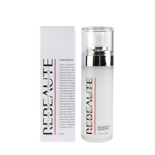 REBEAUTE Oxygenant Serum Mist 80ml