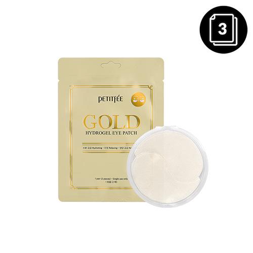Petitfee Gold Hydrogel Eye Patch 3ea